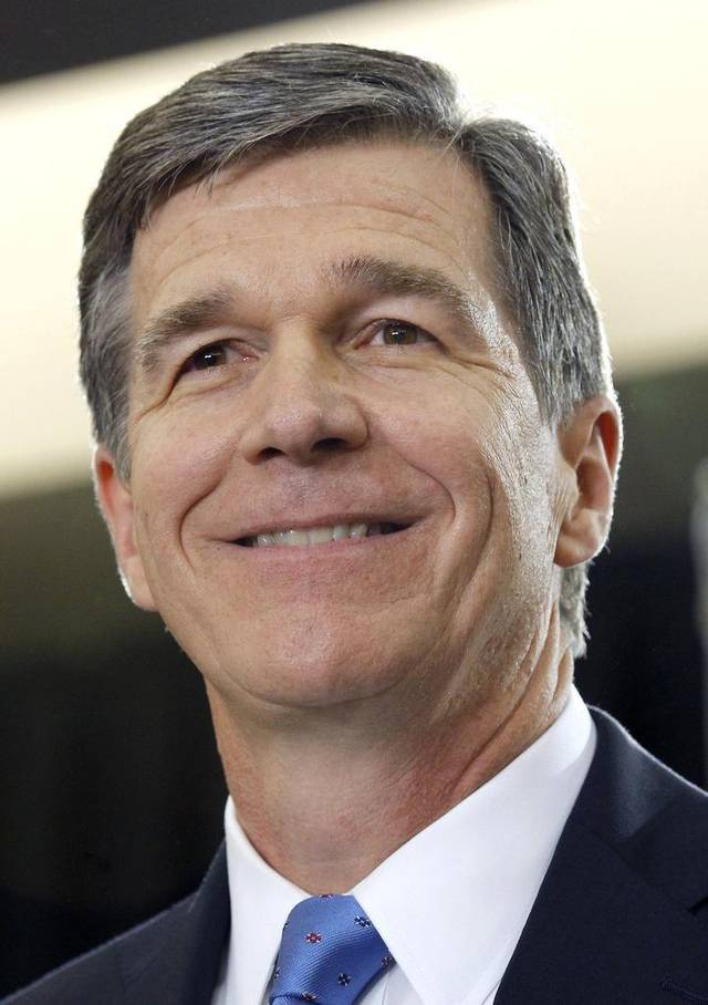 Roy Cooper - Endorsed by the Carolina Federation