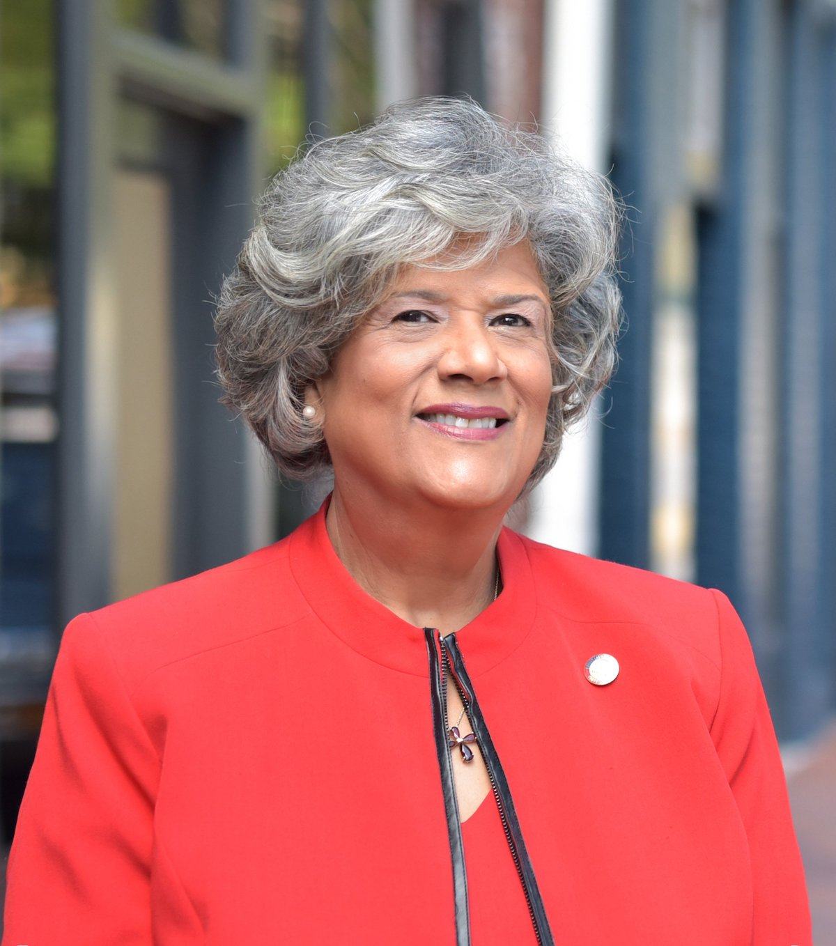 Yvonne Lewis Holley - Endorsed by the Carolina Federation